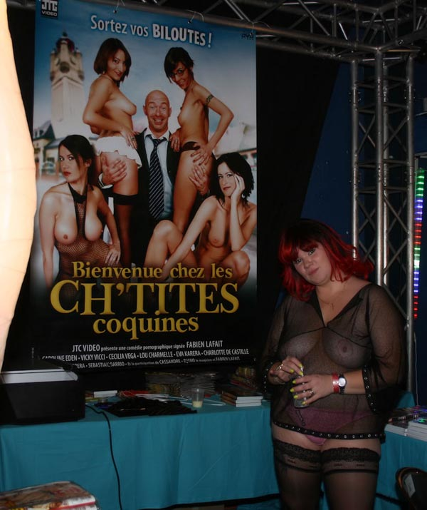 Salon Erotic Tournai