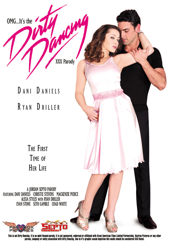 OMG It's Dirty Dancing XXX Parody