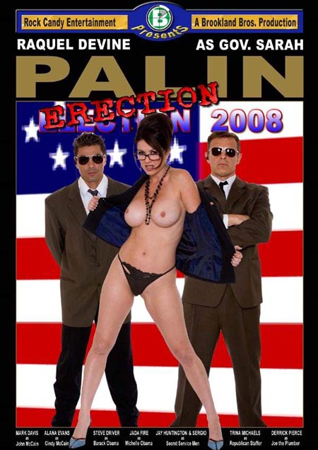 palin erection 2008 dvd