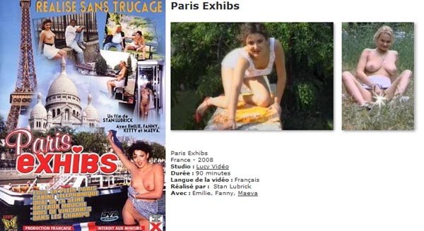 VOD Paris Exhibs