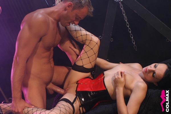 Playgirl\'s Hottest A Little Kink