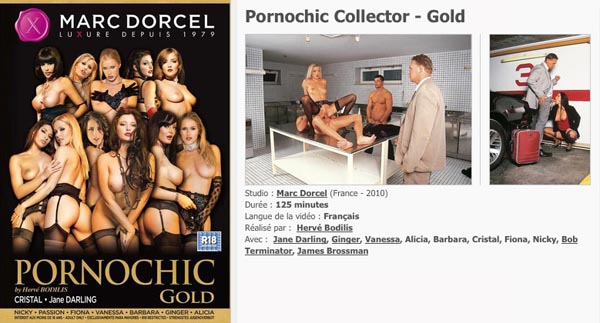 Pornochic Collector Gold