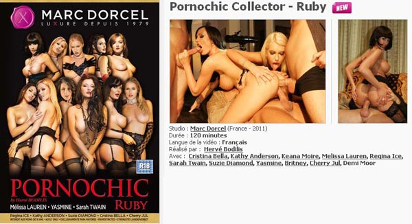 Pornochic Collector Ruby