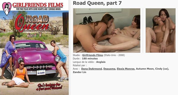 Road Queen 7 VOD