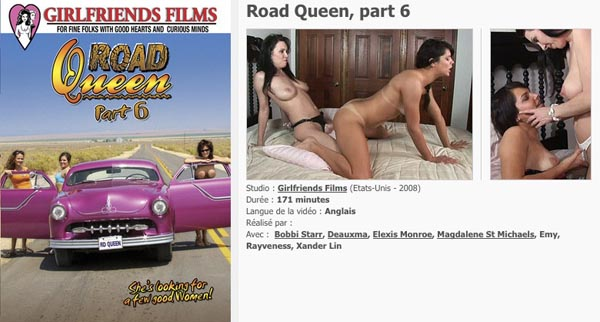 Road Queen Part 6 VOD