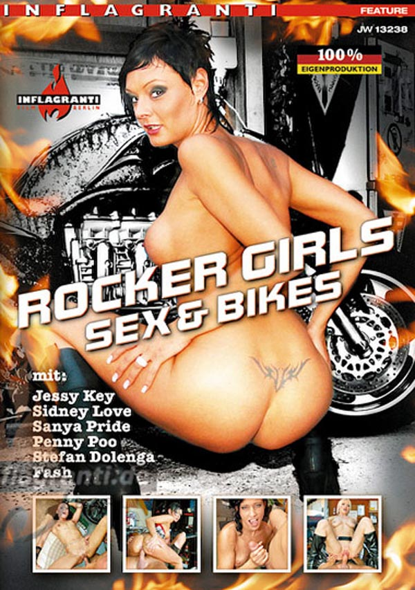 Rocker Girls Sex And Bikes