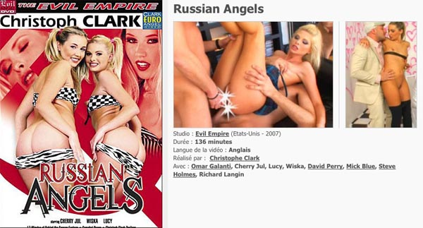 Russian Angels VOD