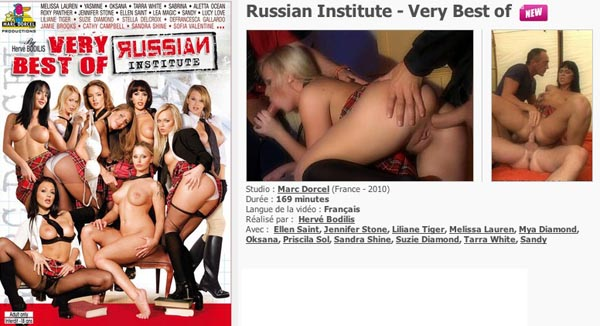 Russian Institute very best of