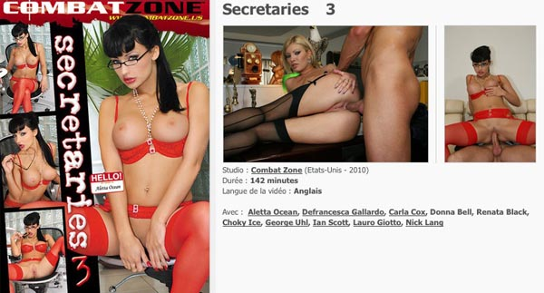 Secretaries 3 VOD