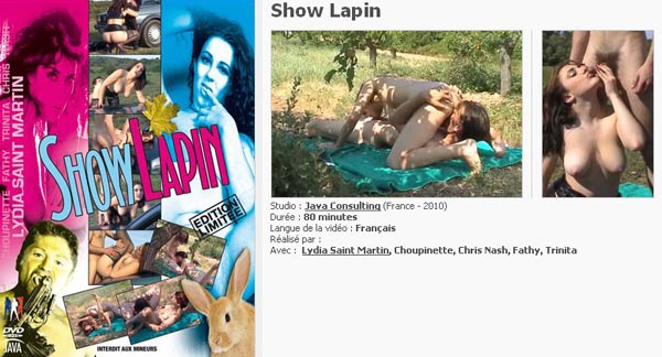 Show Lapin
