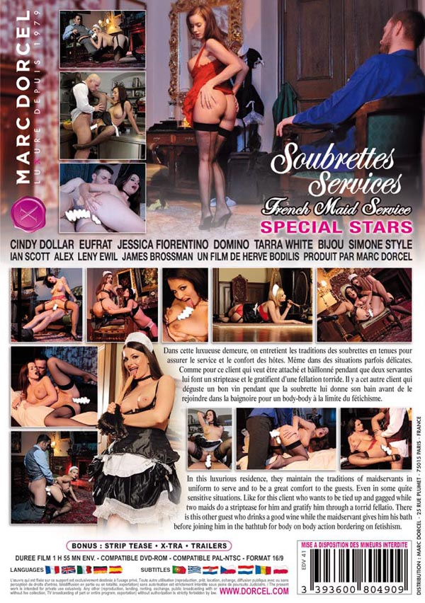 Soubrettes Services Special Stars