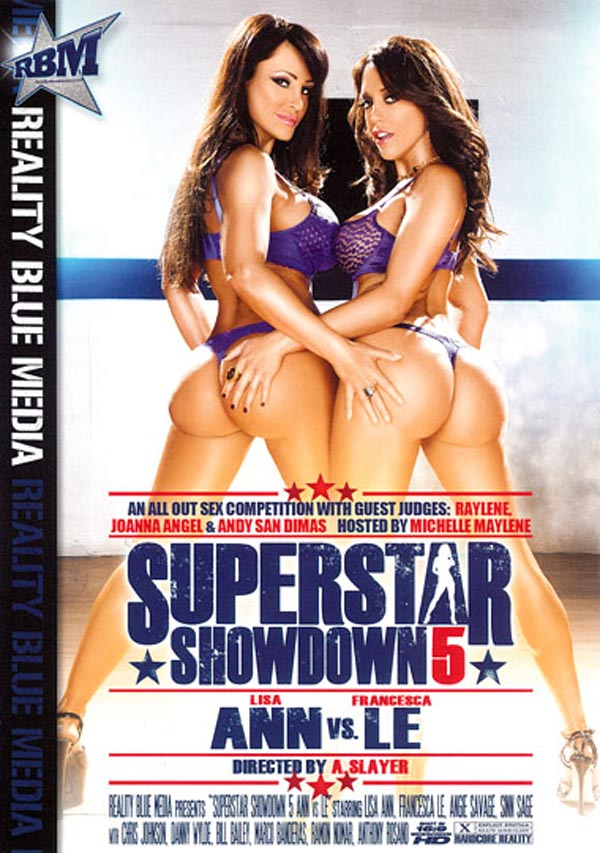Superstar Showdown 5 : Lisa Ann Vs Francesca Le