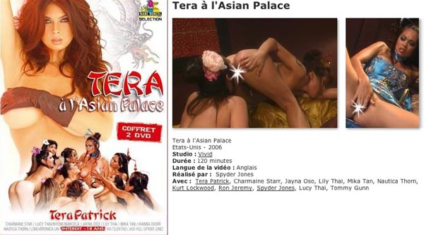 Tera a l' Asian Palace