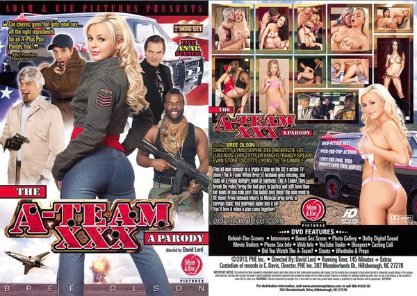 Bree Olson The A Team XXX