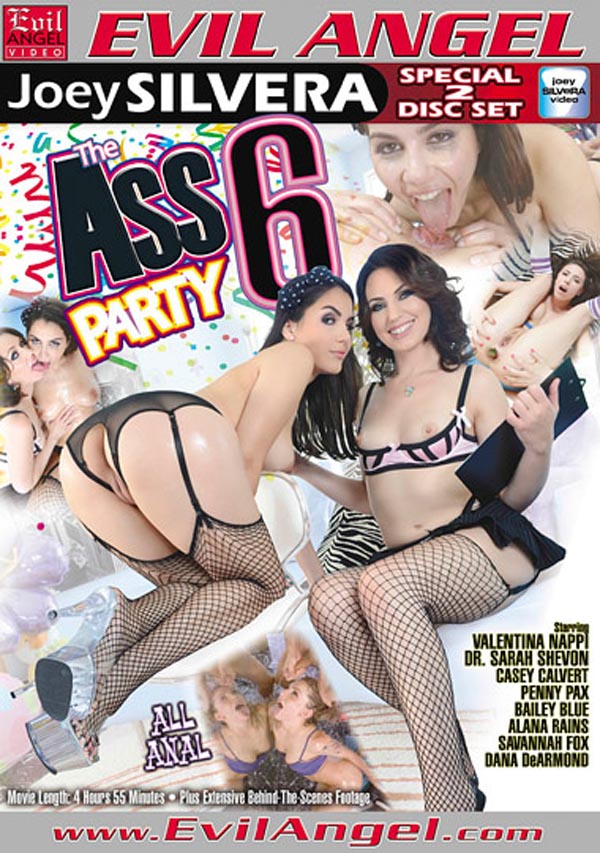The Ass Party 6