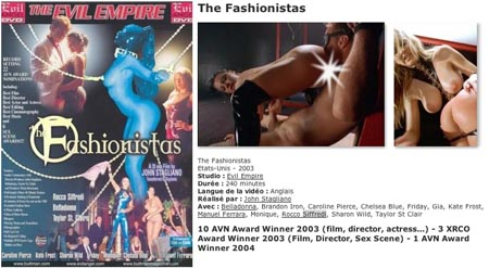 The Fashionitas en VOD