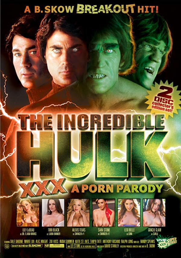 The Incredible Hulk A XXX Porn Parody