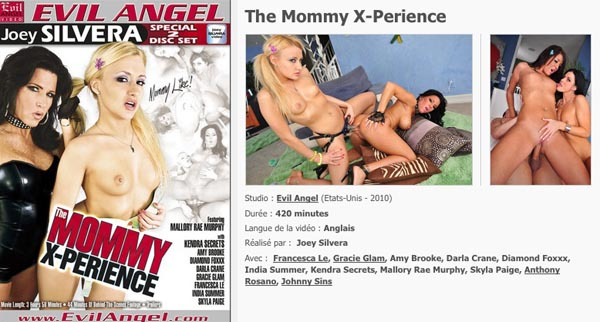 The Mommy X Perience VOD