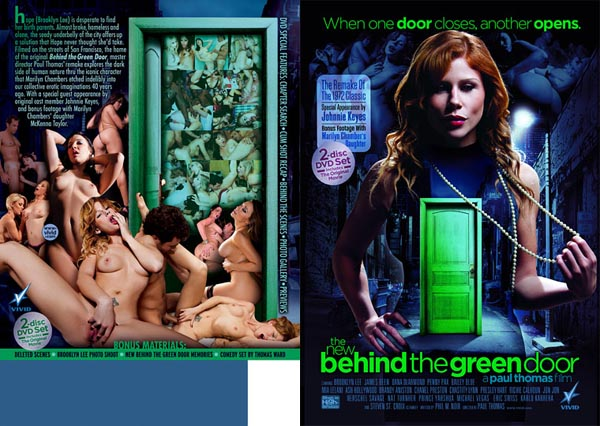 The New Behind the Green Door