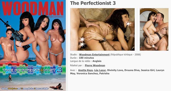 the perfectionist 3 VOD
