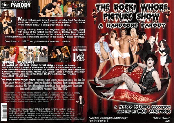 The Rocki Whore Picture Show A Hardcore Parody