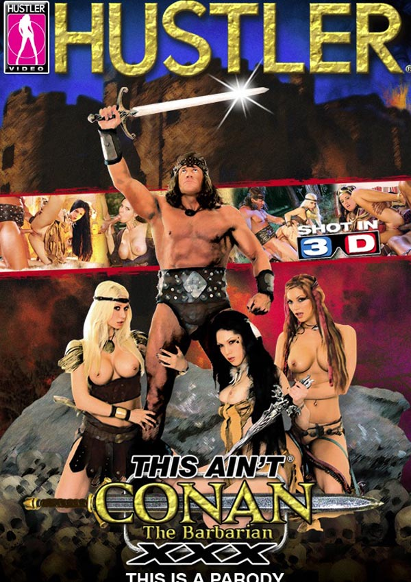 This Ain t Conan the Barbarian XXX