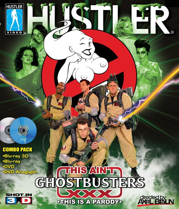 This Ain't Ghostbusters XXX Video