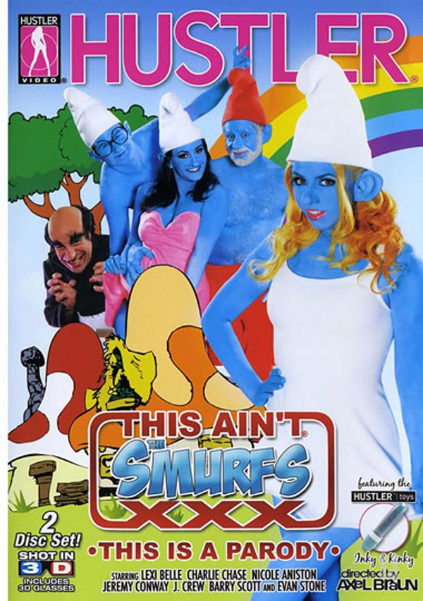 This Ain\'t the Smurfs XXX