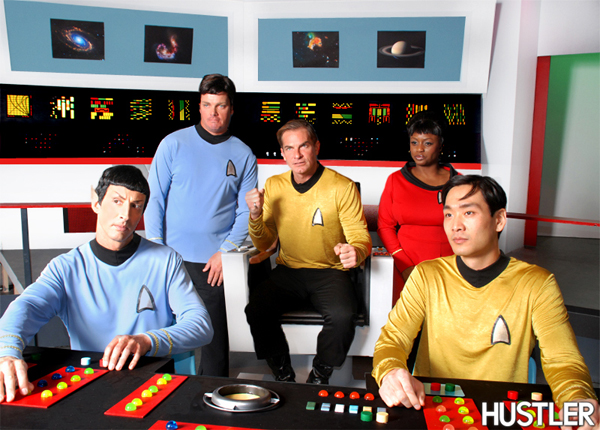 This ain\'t Star Trek XXX