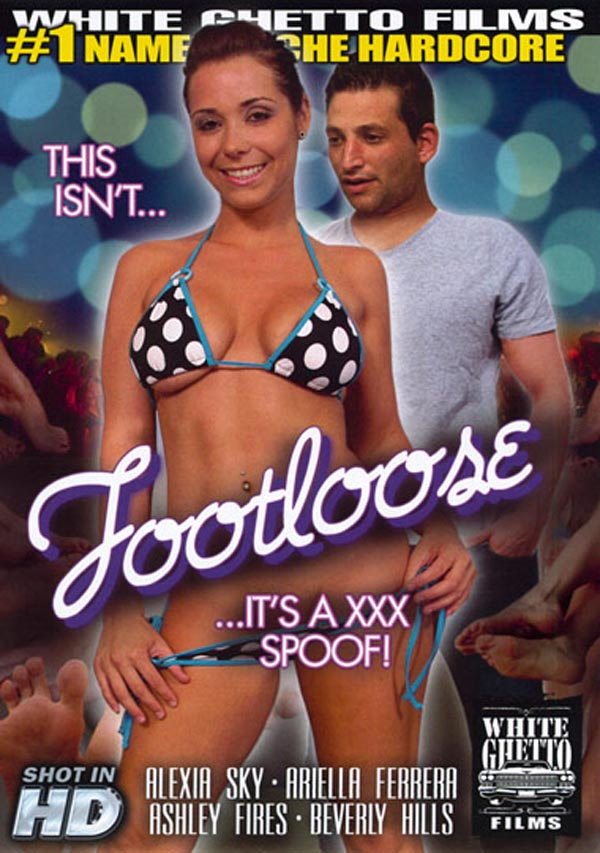 This isn\'t Footloose it\'s a XXX Spoof