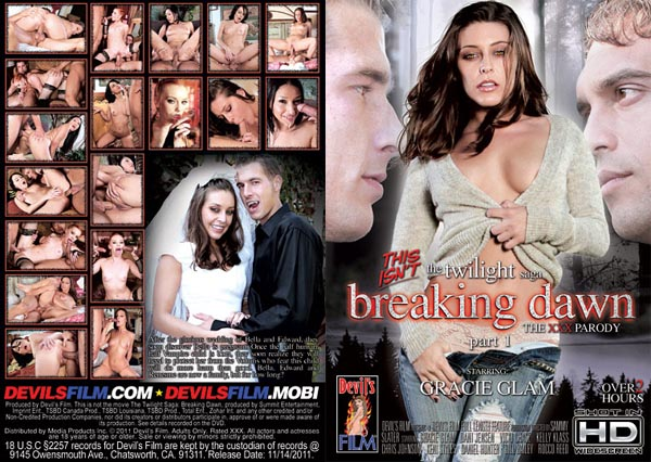 This Isn\'t The Twilight Saga Breaking Dawn The XXX Parody