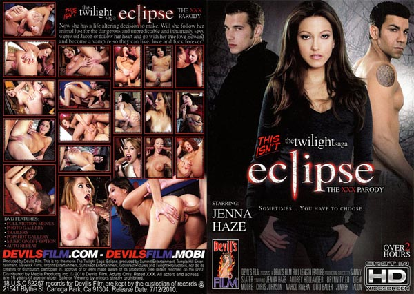 This isn\'t the Twilight Saga Eclipse The XXX Parody