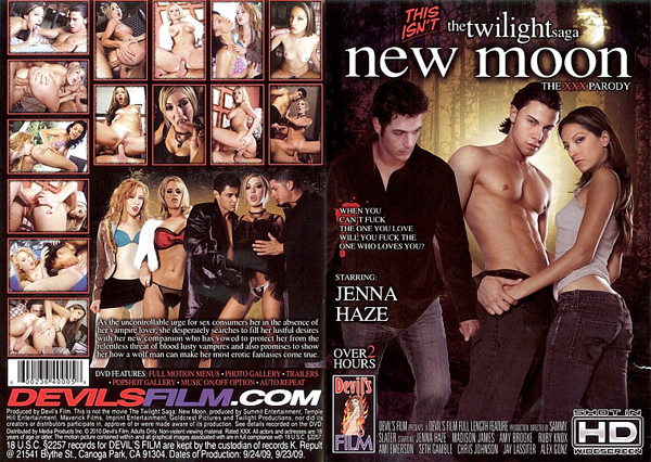 This Isn\'t The Twilight Saga New Moon The XXX Parody