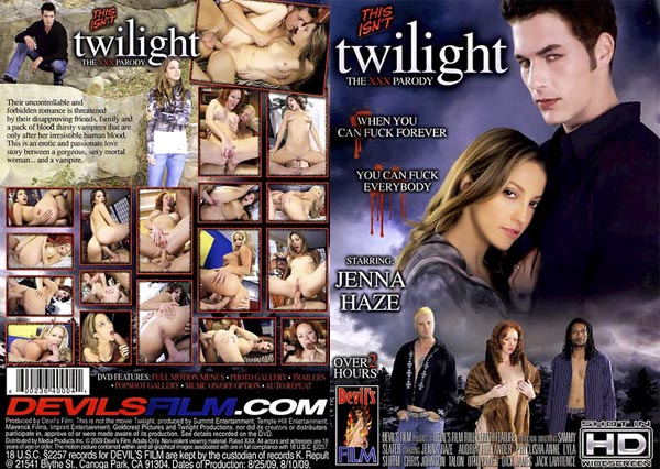 This isn\'t Twilight The XXX Parody