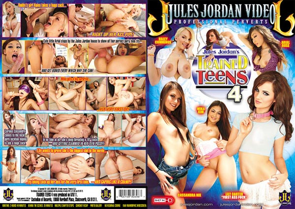 Trained Teens 4