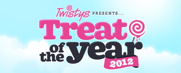 Twistys Treat of the Year 2012