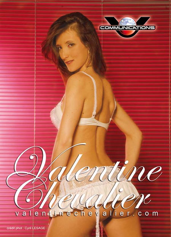 Valentine Chevalier flyer