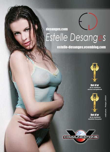 Estelle Desanges flyer