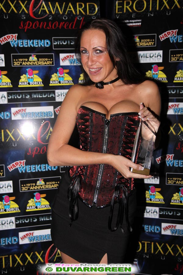 Awards Venus Berlin 2009