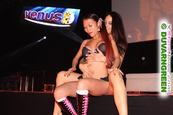 Venus Berlin 2013 PussyKat Carolina Abril