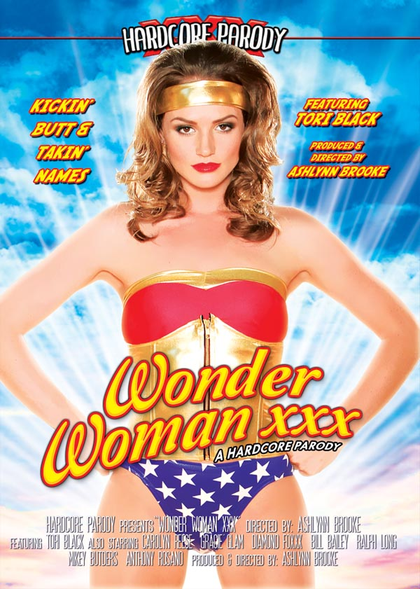 Wonder Woman XXX A Hardcore Parody