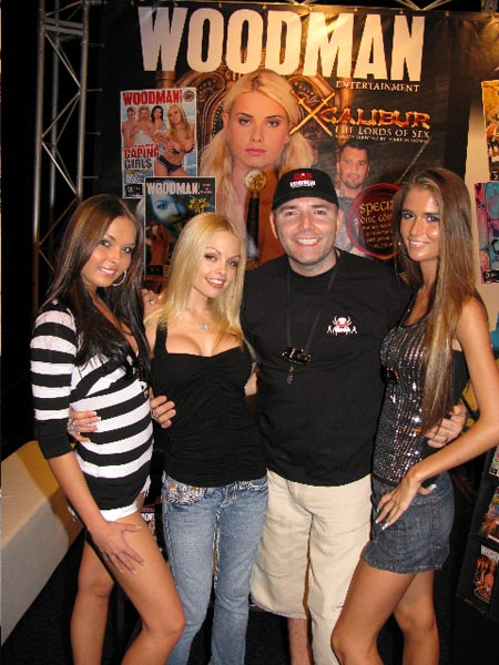 Jesse Jane et les Woodman Girls