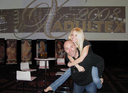 Jesse Jane et Pierre Woodman