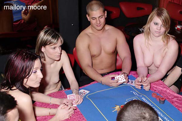 World Strip Poker Tour