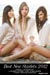 Jessie Andrews , Lily Carter et Holly Michaels dans ' Best New Starlets 2012 '