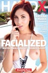 Ariana Marie : Premier Blow Bang dans ' Facialized ' chez Hard X