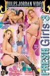 Porn Stars Teens dans ' Fresh Girls 3 ' chez  Jules Jordan Video