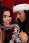 Jayden Jaymes et London Keyes : Photos de Noel !