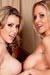 Julia Ann et Courtney Cummz en Photos et Videos chez ' Real Wife Stories '