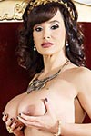 Lisa Ann dans la Video ' The Goddess of Big Dick ' chez Brazzers
